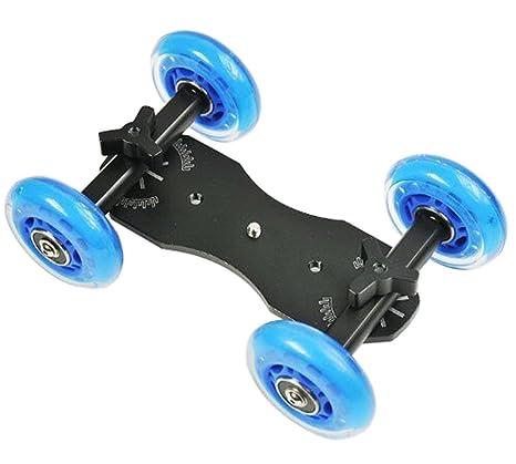 NiceEshop sordina Flex estabilizador de suelo con ruedas tablero ...