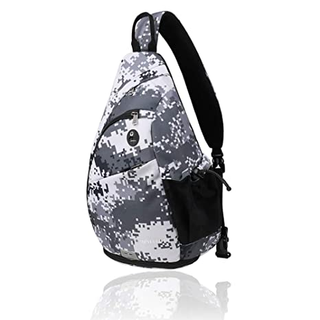 effea6ad9 Waterfly Sling Backpack Sling Bag Small Crossbody Daypack Casual Backpack  Chest Bag Rucksack for Men &