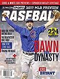 Athlon Sports 2017 MLB Preview Baseball Magazine Chicago Cubs