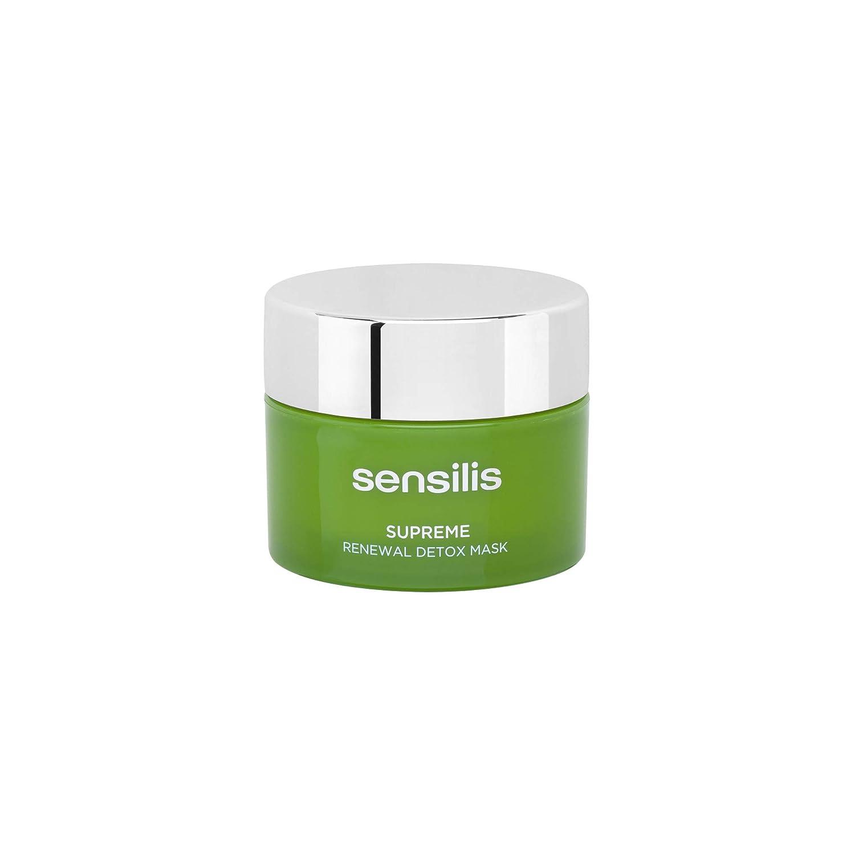SENSILIS Supreme Renewal Detox Mascarilla 75ML DERMOFARM D3001K010