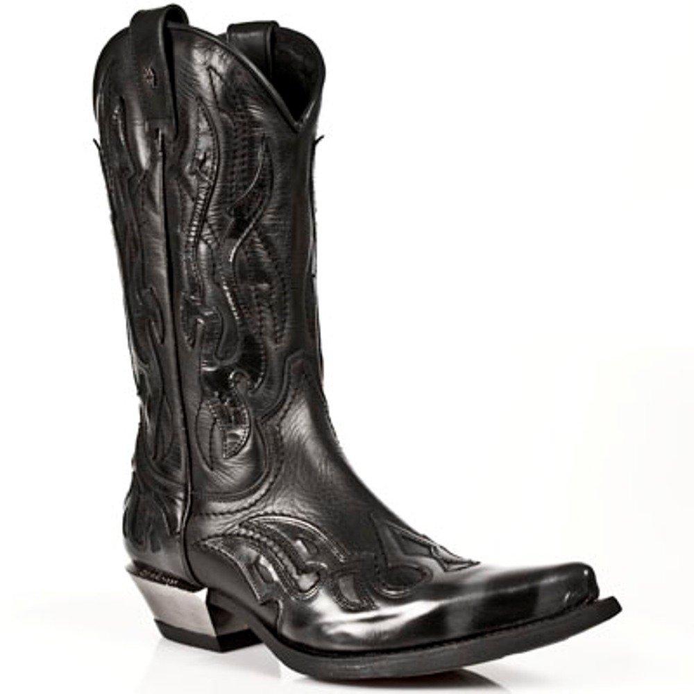 New Rock Stiefel Herren Stiefel - Style 7921 S3 schwarz