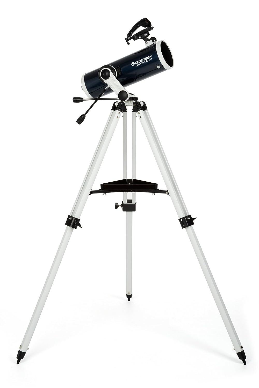 Blue Celestron 22150 Omni XLT AZ 102mm Refractor