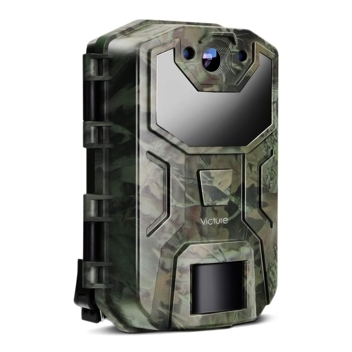 Victure Trail Game Camera 16MP 1080HD Night Vision Motion Activated with Upgrade Waterproof Design 38Pcs No Glow IR LEDs for Hunting and Wildlife Watching by Victure