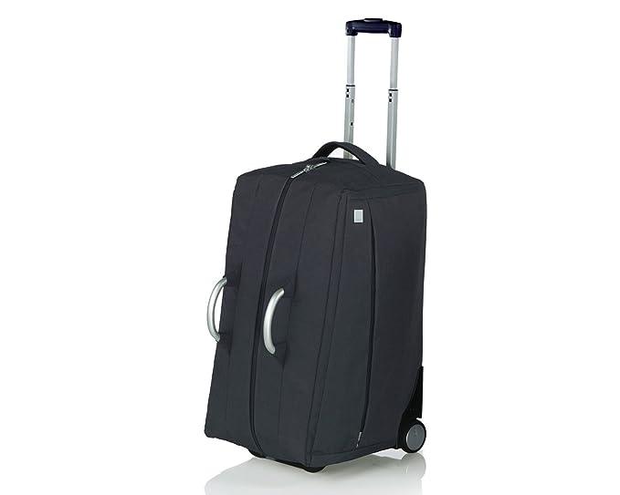 Amazon.com  Lexon Airline Travel Cabin Rolling Duffel Bag in Wool ... 28be38f9bb