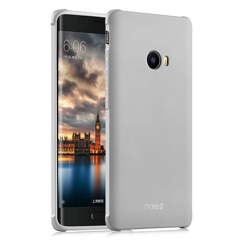 Hevaka Blade Xiaomi Mi Note 2 Funda - TPU Carcasa Smart Case Cover Para Xiaomi Mi Note 2 - Gris