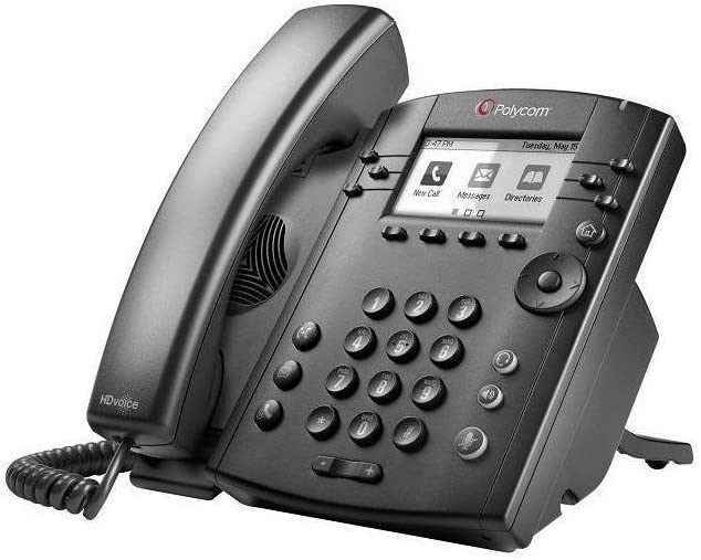 Polycom VVX 310 Business Media Phone (Power Supply Not Included)
