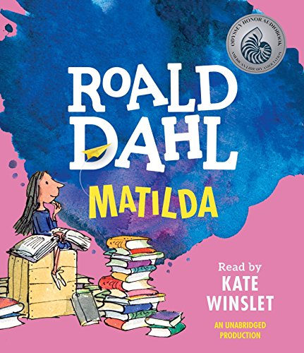 Matilda by Listening Library (Audio)