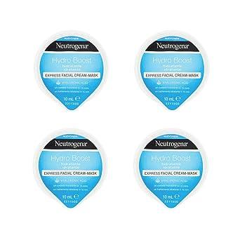 Neutrogena Hydro Boost Mascarilla Hidratante (4 Recipientes De 10 ml.)