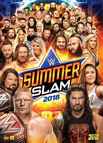 WWE: SummerSlam 2018 by WarnerBrothers