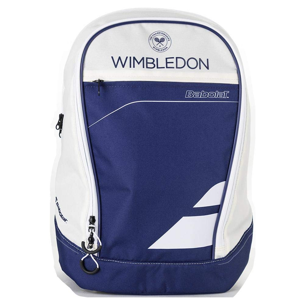 Babolat Club Wimbledon Mochila de Tenis, Unisex Adulto, Azul/Beige ...