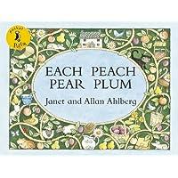 Each Peach Pear Plum (Pocket Puffins)