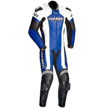 Amazon.com: cortech Adrenaline piel RR Motocicleta trajes ...