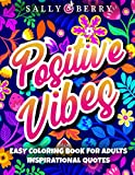 Easy Coloring Book for Adults Inspirational