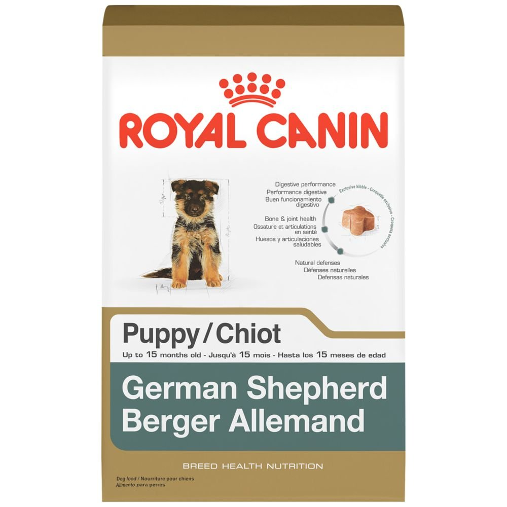 ROYAL CANIN BREED HEALTH NUTRITION German Shepherd Puppy dry dog food, 30-Pound