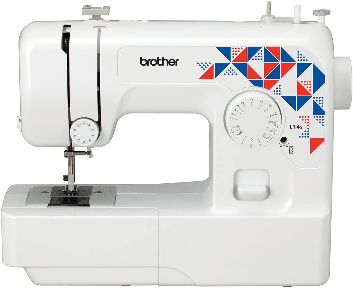 Brother L14S - Máquina de coser (fácil de usar, básica, 1 dial, principiante): Amazon.es: Hogar