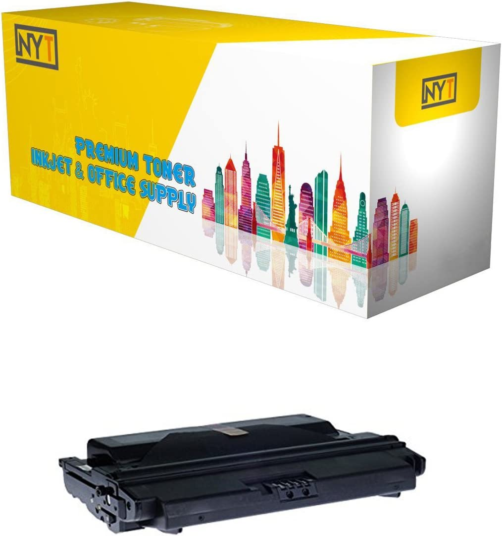 Black,1-Pack NYT Compatible High Yield Toner Cartridge Replacement for Dell 1815 310-7945 for 1815,1815dn