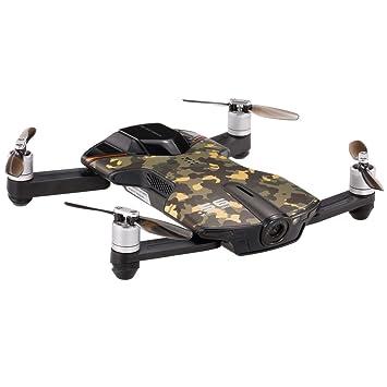 test underwater drone