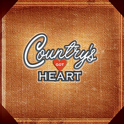 Country's Got Heart (10CD Box Set) by CD