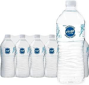 Vidae Australian Spring Water, 600ml x 24 bottles