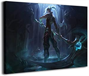 League Legends Wall Art Painting 12