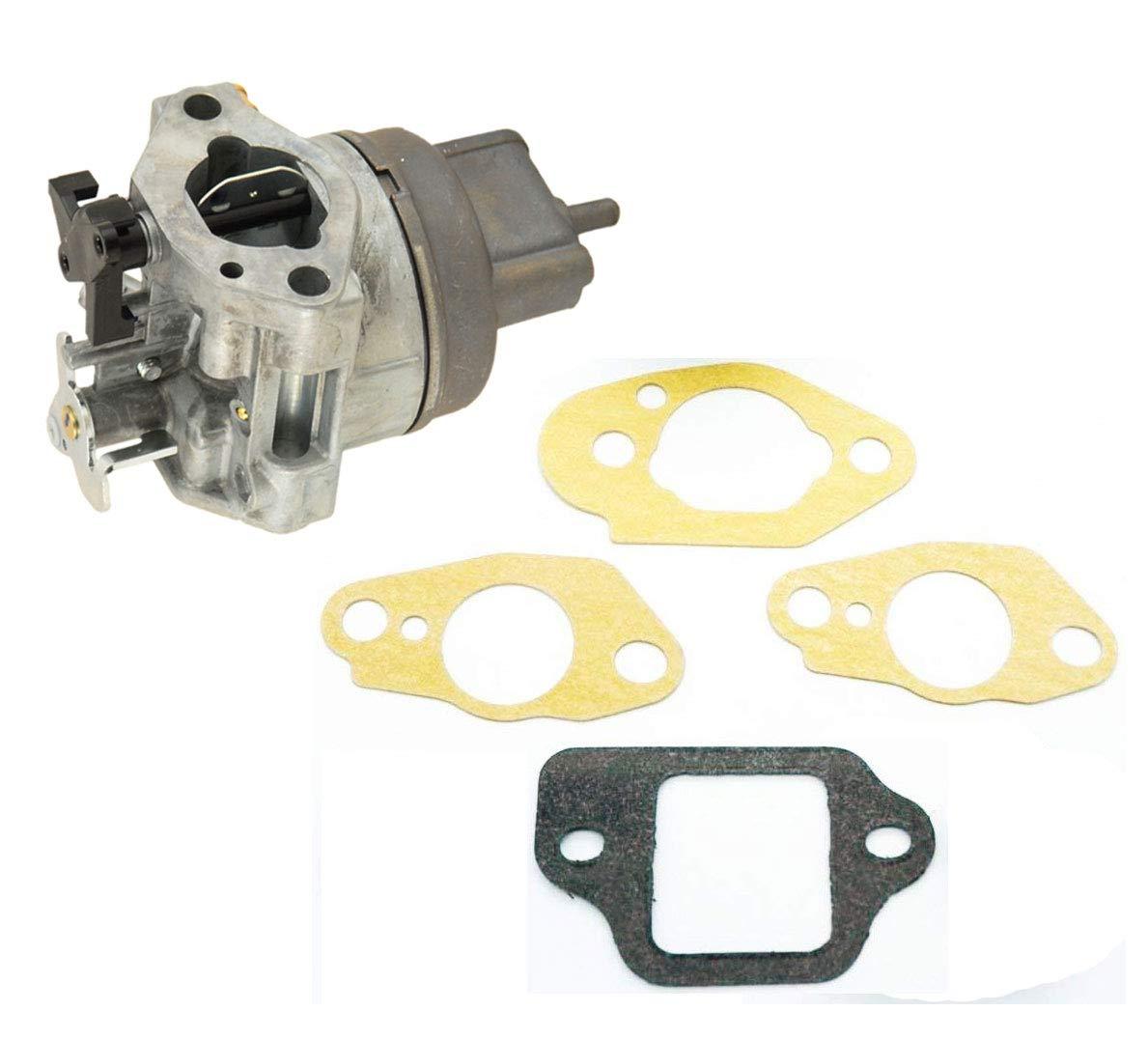 Honda 16100-Z0J-013 Lawn Mower Carburetor and Gaskets Kit