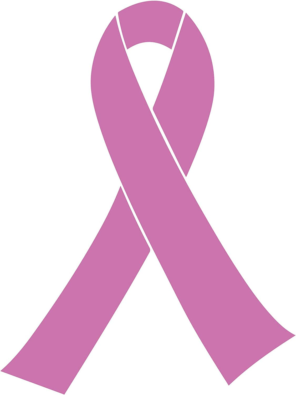 Custom Vinyl Pegatina Lazo Rosa (Pink Ribbon): Amazon.es: Coche y moto