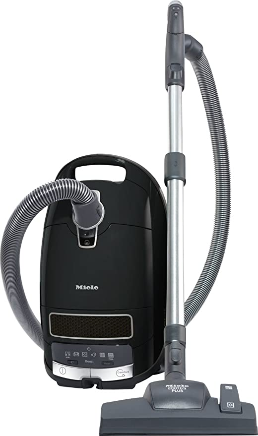 Miele Complete C3 Comfort EcoLine Aspiradora, 4.5 L, 550 W: Amazon ...