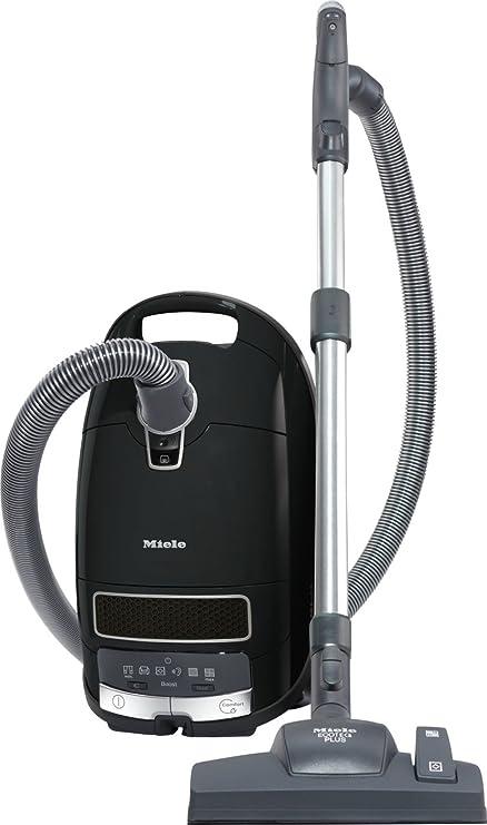 Miele Complete C3 Comfort EcoLine Bodenstaubsauger (mit Beutel, 4,5 Liter Staubbeutelvolumen, 550 Watt, 12 m Aktionsradius, H