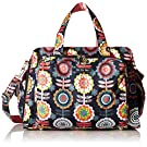 Ju-Ju-Be Be Prepared Diaper Bag, Dancing Dahlias