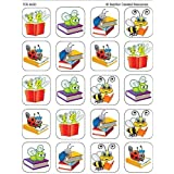 Teacher Created Resources Book Bug Stickers