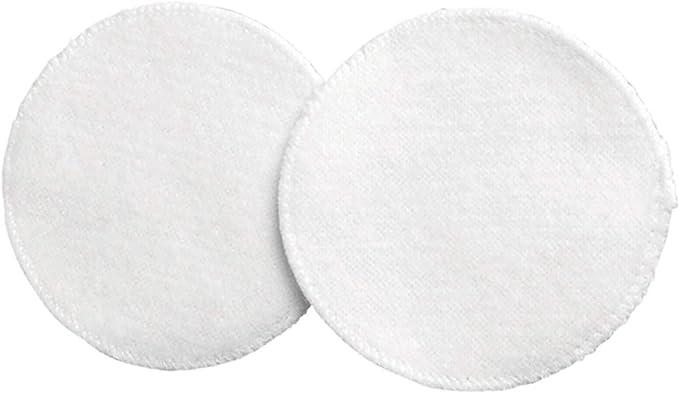 T/äschchen zuverl/ässiger Schutz vor Feuchtigkeit 6 St/ück in Schwarz wiederverwendbar atmungsaktiv CARRIWELL waschbare Baumwoll-Stilleinlagen inkl