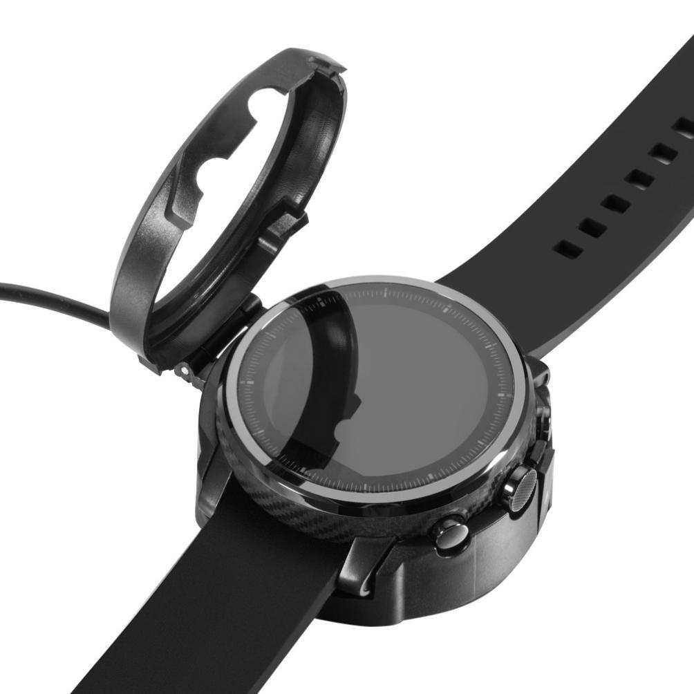 STRIR-Casa Cable de Cargador de Cuna de Carga USB para Xiaomi Huami Amazfit Pace Amazfit 2/2S Reloj de Running de GPS Multi Stratos Sport Reloj ...