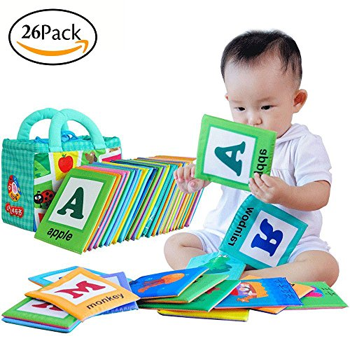 lhei-letters-cloth-card-toys-with-learning-pattern-education-readings-26-pcs-set-with-cloth-bag-earl