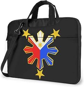 Filipino Pride Shoulder Shockproof Laptop Bag Laptop Sleeve Case Ultra-Slim Laptop Computer Pouch Bag 13/14/15.6 Inch