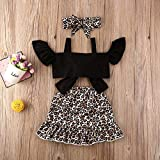 Toddler Infant Baby Girl Summer Outfits