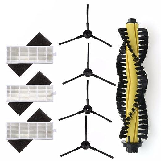 LICR para ILIFE Robot Aspirador Partes chuwi ilife A4 A4 T4 X432 ...