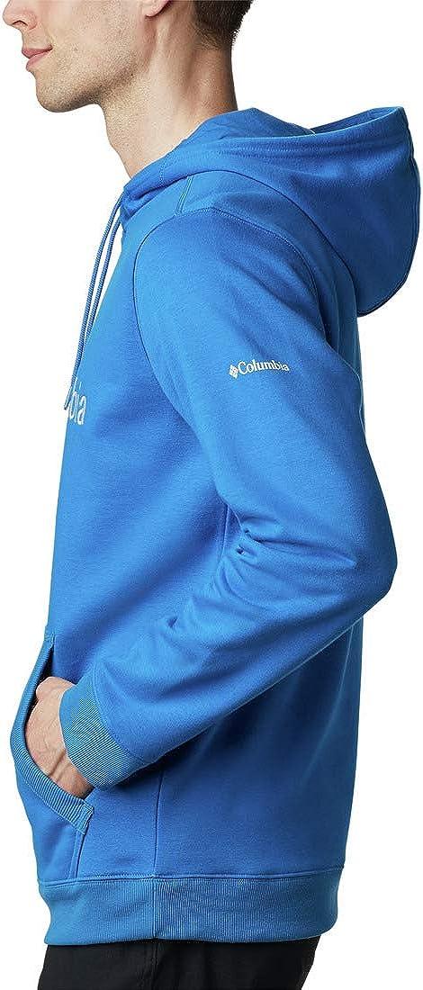 Columbia Kapuzenshirt CSC Basic Logo f/ür M/änner