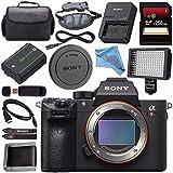 Sony ILCE7RM3/B Alpha a7R III Mirrorless Digital Camera