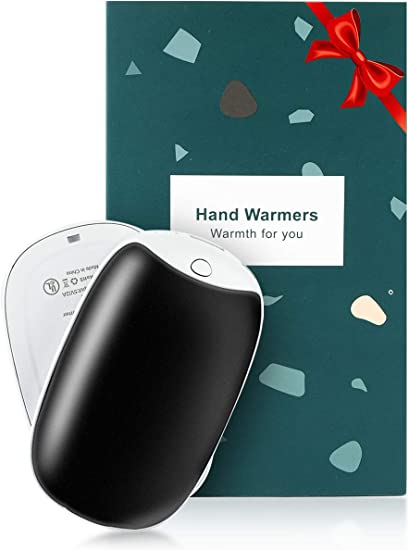 Details about  /Portable Electric USB Hand Heater 4000mAh Power Bank Rechargeable Hand Warmer