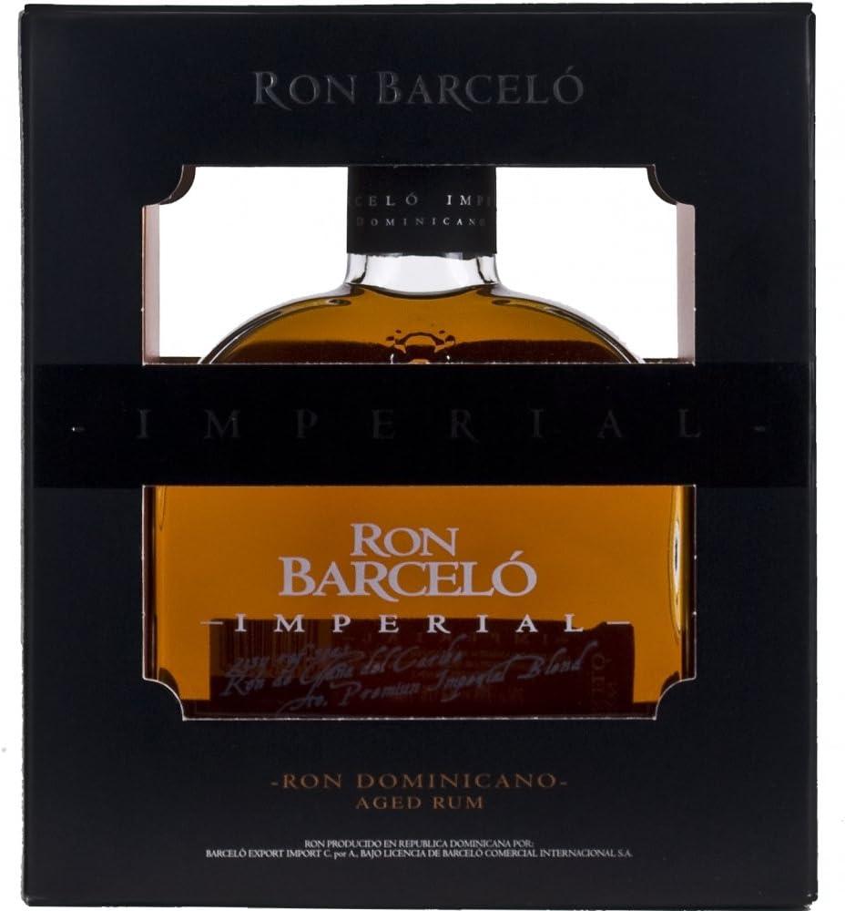 Barceló Imperial Ron - 700 ml: Amazon.es: Alimentación y bebidas