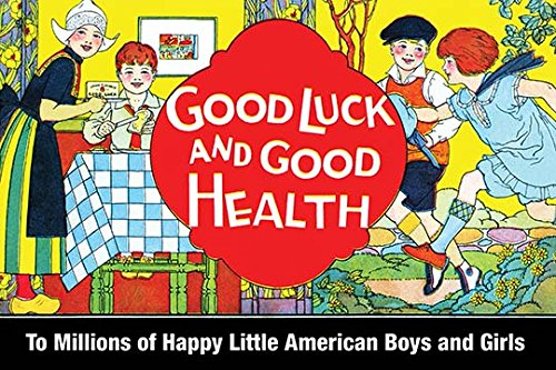 Buyenlarge 0-587-27752-1-C3248 ''Good Luck and Good Health'' Gallery Wrapped Canvas Print, 32'' x 48''