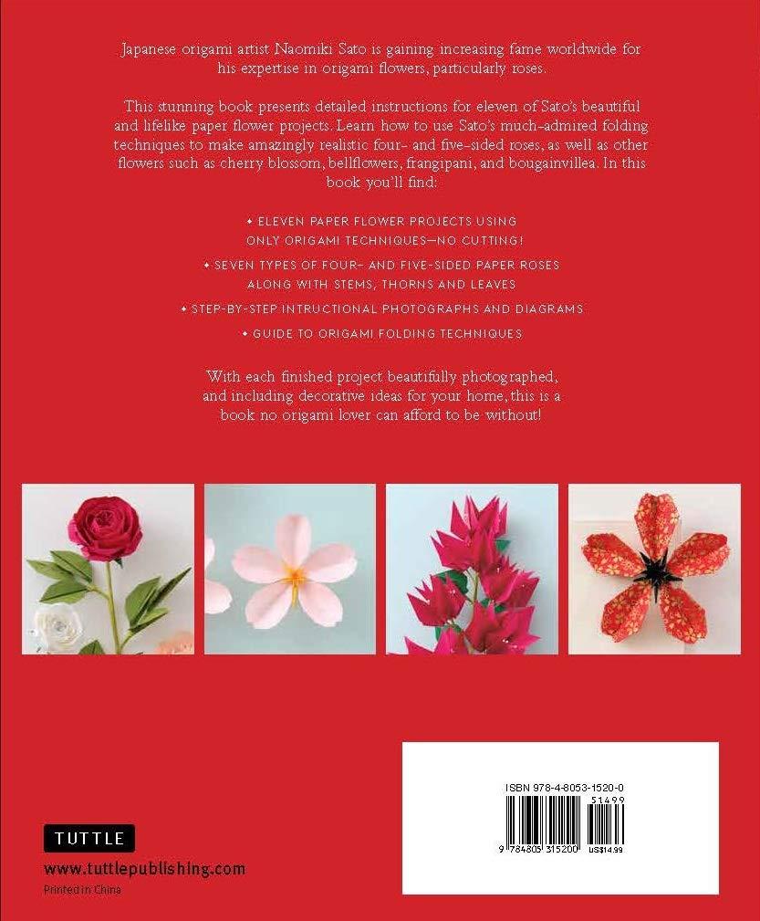 Tea rose | Origami diagrams, Origami rose, Origami instructions | 1009x833