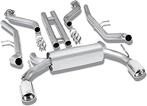Borla 140313 Cat-Back Exhaust System - 370Z '09 3.7L V6 AT/MT RWD 2DR