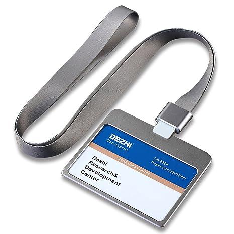 Amazon.com: dezhi-6504 + 2206 horizontal estilo Bank Tarjeta ...