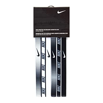 Nike Elastic Hairbands Headbands  Amazon.co.uk  Sports   Outdoors da6ace68276
