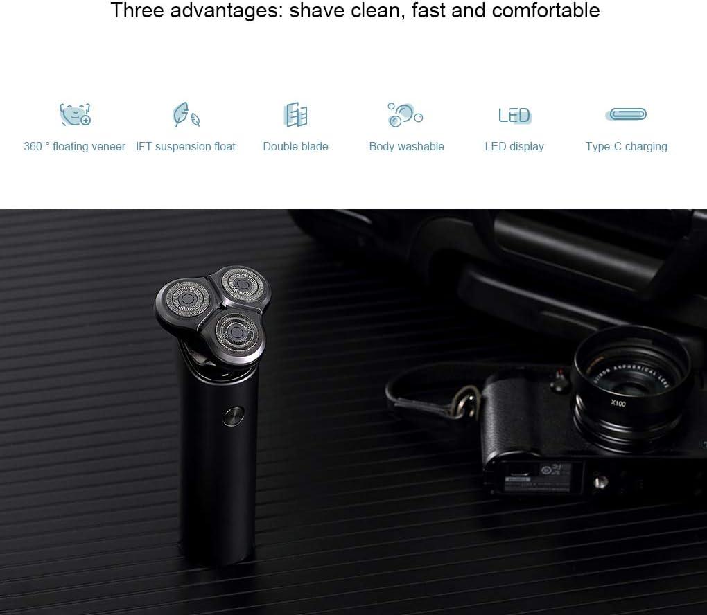 Afeitadora eléctrica XIAOMI MIJIA S500 Maquinilla de afeitar ...