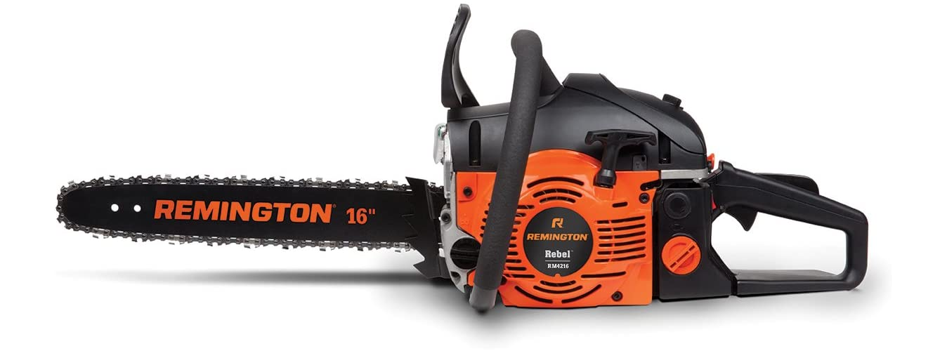 Remington RM4216 Rebel 16-inch Gas Chainsaw