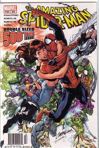 THE AMAZING SPIDER-MAN, VOL 1 #500 (COMIC BOOK)
