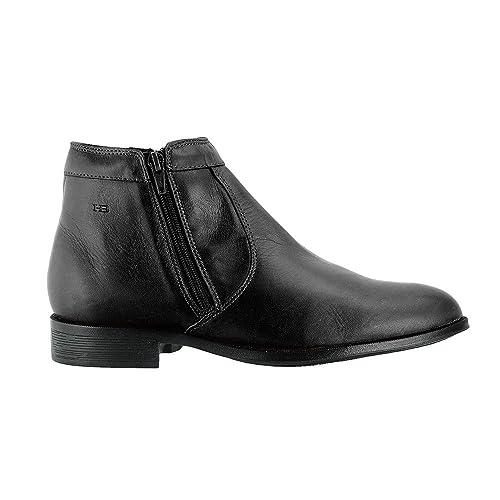 4cb5eef8df Bota Conforto Hb Agabe Boots - 406.002 - As Preto - Solado de Borracha Bota  Conforto