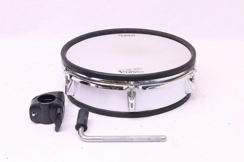 Amazon com: Roland PD-120 White V-Drum 12